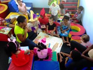 Playcreation play school Barbados