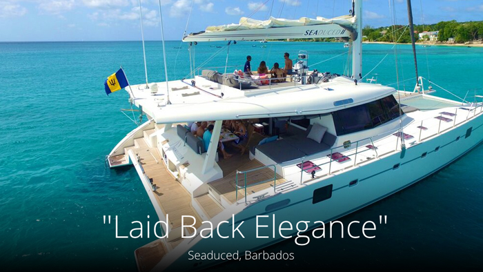 Seaduced Luxury Sailing Charter