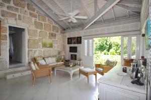 Tamarind Cottage interior