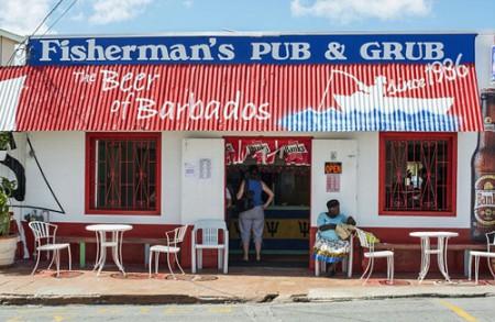 Fisherman's Pub in Speightstown