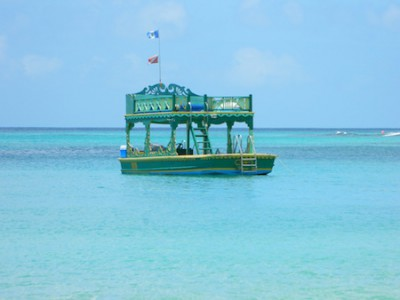 glass bottom boat ride Barbados