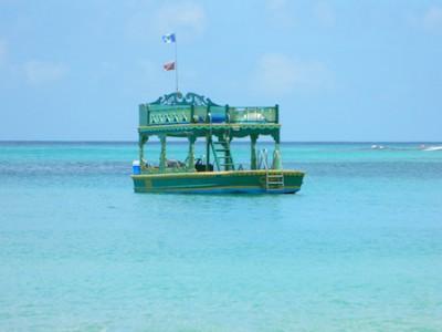 glass bottom boat ride Barbados