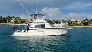 Shooter deep sea fishing charters Barbados