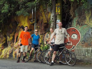 Trail seekers bicycle tours barbados