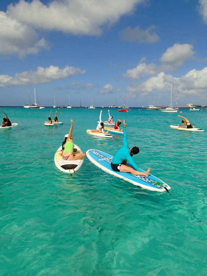 SUP Boarding Tours & Lessons