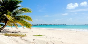 Welches beach in Barbados