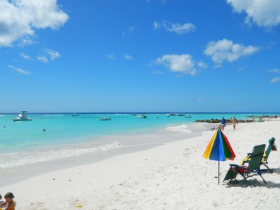 Carib Beach, Barbados