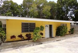 Entrance to Ocean Hollow Barbados rental