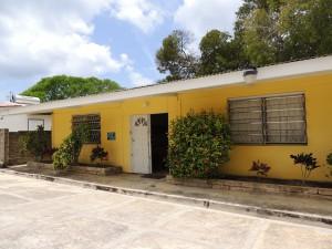 Exterior of Ocean Hollow Barbados rental