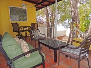 Ocean Hollow Barbados patio