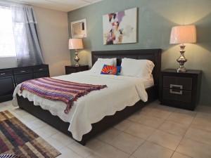 Ocean Hollow Barbados rental master bedroom