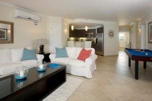 Sapphire-Beach-313-living-room to kitchen