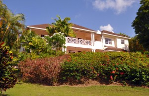 Belle View holiday villa