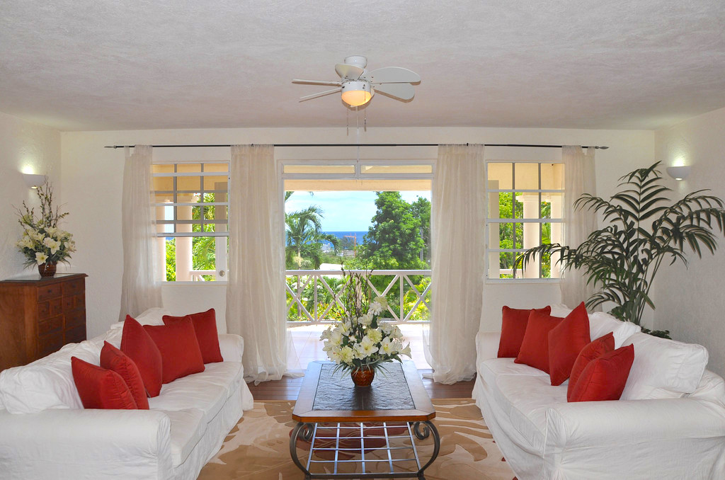 Salt Water Diary Tropical Bedroom Turquoise Paint Beachy: Barbados Holiday Villa Rental