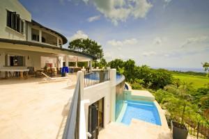 Martello-House-vacation-rental-barbados-pools