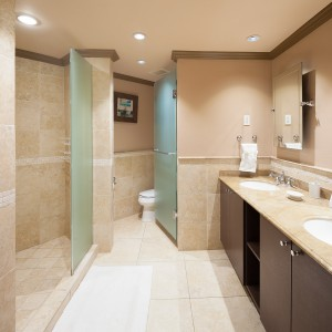 Sapphire-Beach-309-Barbados-rental-bathroom