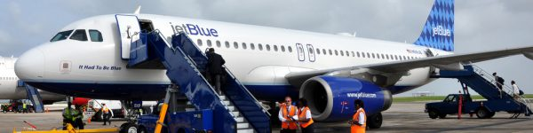 JetBlue flights USA to Barbados