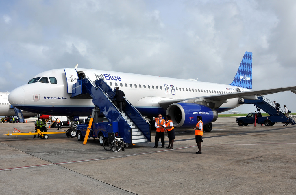 american airlines direct flights to barbados