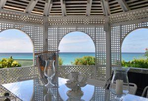 Wemsea-villa-rental-Barbados-gazebo