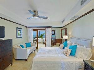 Coral Cove 6 The Ivy Barbados bedroom