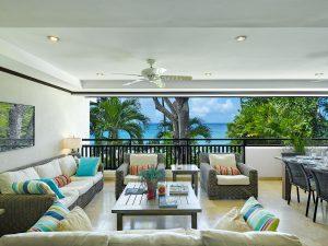 Coral Cove 6 The Ivy Barbados patio