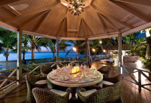 La-Lune-Villa-Barbados-gazebo-dining