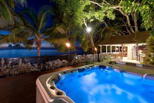 La-Lune-Villa-Barbados-jacuzzi-evening