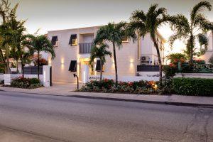 Mirador-villa-rental-Barbados-entrance