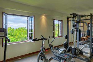 kailani-villa-barbados-gym
