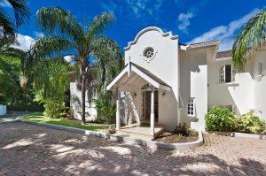 Moon-Dance-villa-rental-Barbados-entrance
