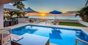 nirvana-villa-rental-barbados-pool-sunset