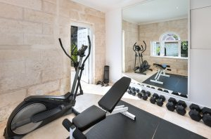 porters-great-house-cottage-barbados-gym