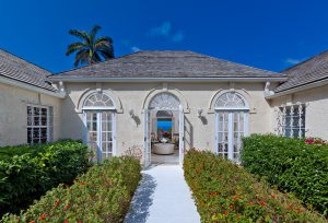 galena-vacation-rental-Barbados-entrance