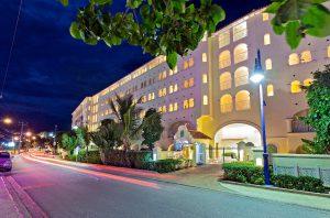 sapphire-beach-barbados-vacation-rental-entrance